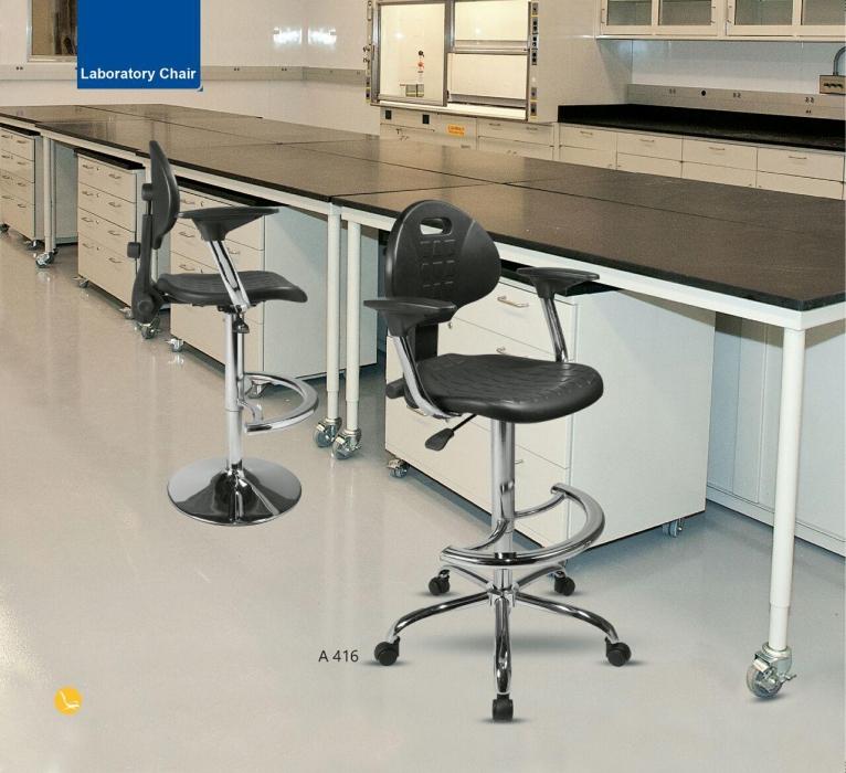 صندلی آزمایشگاهی راحتیران کد : A 416