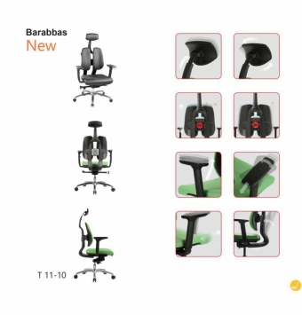 صندلی مدیریتی کد : T 11-10