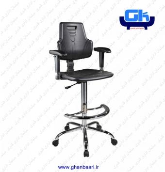 صندلی آزمایشکاهی راحتیران کد : A 516