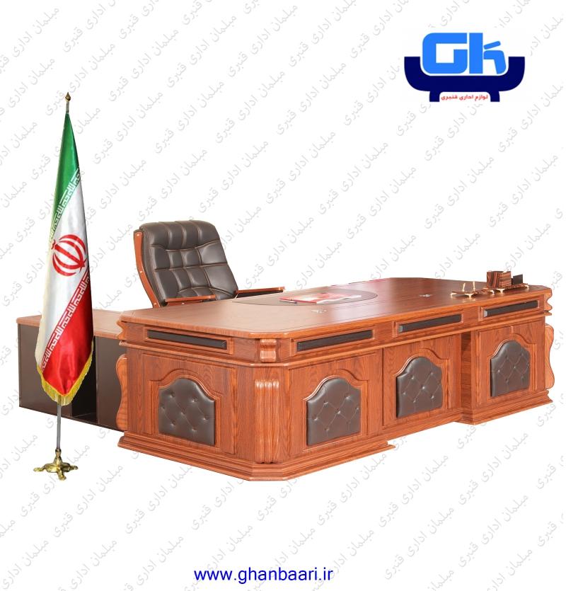 میز مدیریت وکیوم مدل : رادان